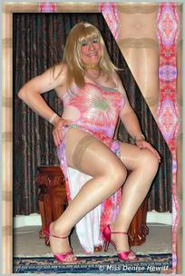 Click to Read Miss Denise Hewitt's True Life Transvestite Short Story! - Surprised in London