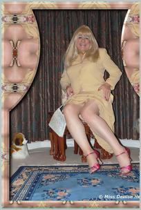 Click to Read Miss Denise Hewitt's True Life Transvestite Short Story! - Swiss Alpine Vision